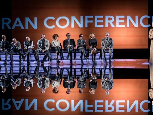 «Интегральная конференция» Ивана Вырыпаева. Скрытые интегральные смыслы спектакля