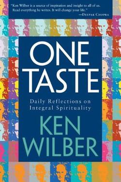 Ken Wilber. One Taste