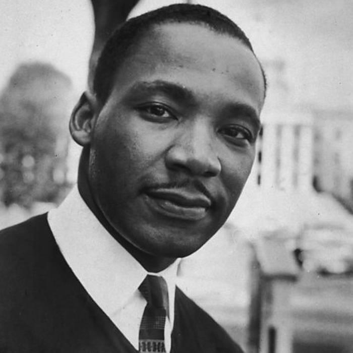 Мартин Лютер Кинг (1929–1968)