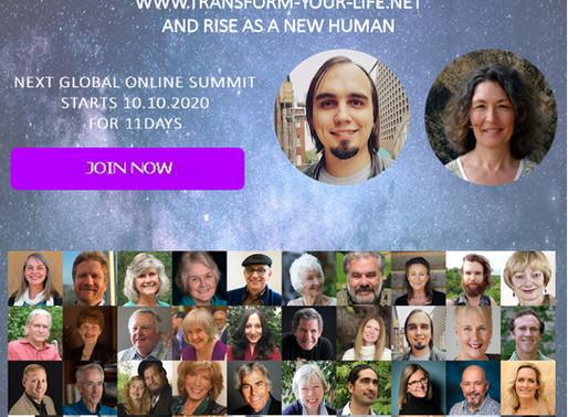Integral Meditation at Conscious Evolution Summit 2020