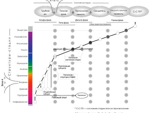 Что такое состояния-стадии и структуры-стадии в интегральном подходе