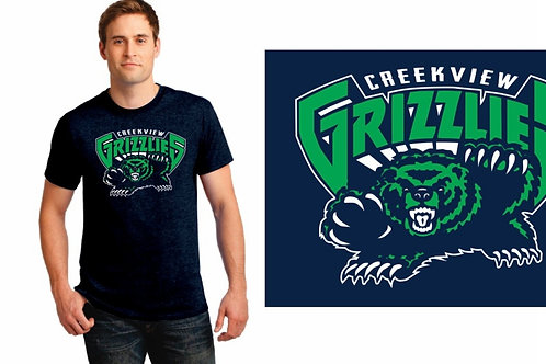 Grizzlies Spirit T-shirt