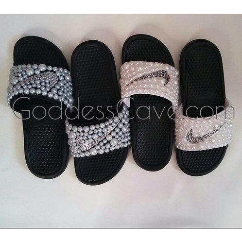 Nike Pearl Slides