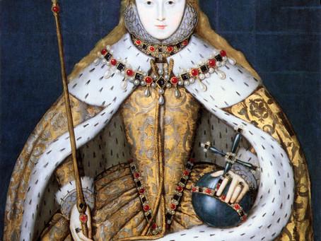 Queen Elizabeth I and Robert D.