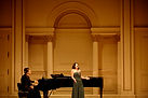Zoe Vandermeer, Weill Hall, Carnegie Hal