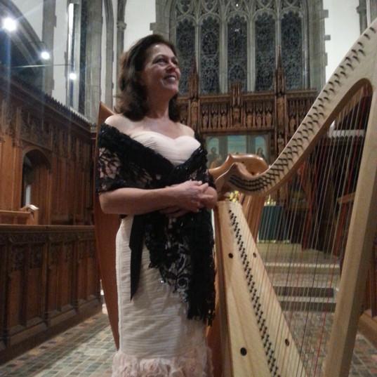 Zoe Vandermeer, Soprano and Welsh Harp 2
