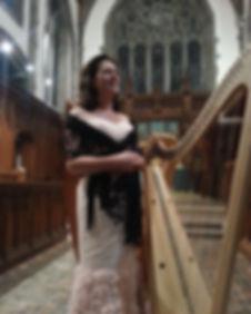 Zoe Vandermeer, Welsh Triple Harp, St. M