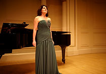 Zoe Vandermeer, Debut, Weill Hall,     C