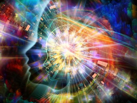 Todos em busca de experiências através da Fonte Criadora.