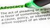 Service Coordinator BASICS: Advocacy