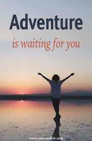 Finding Adventure in your Life