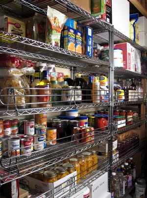 Emergency Food Pantry
