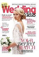 Lydie Dalton Floral Design in Wedding Ideas magazine