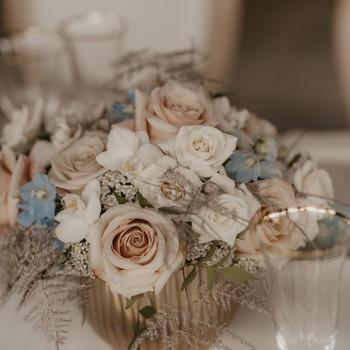 Wedding Flowers Centrepieces