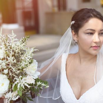 White Wedding Theme