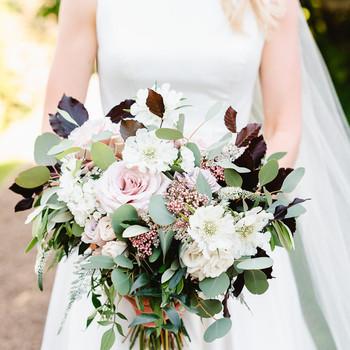 Wedding Bride's Bouquet
