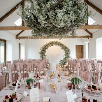 Wedding Floral Installations