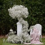 Wedding Floral Urn Pedestal