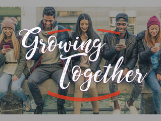 Growing Together - All Aboard