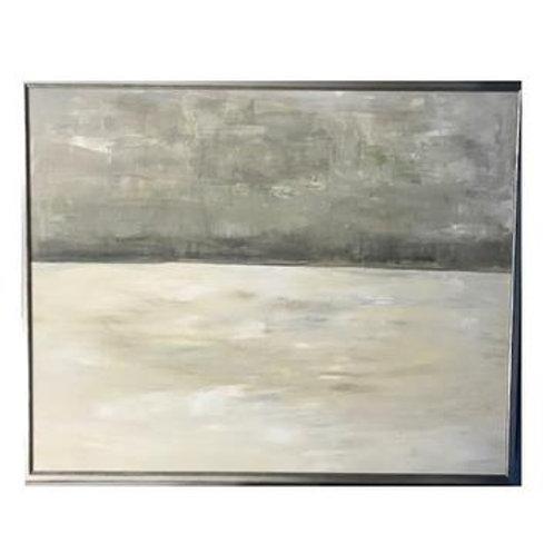 Blue Gray Artwork