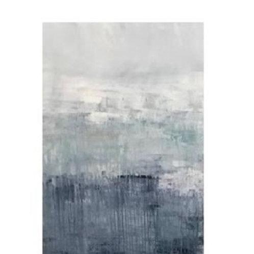 Blue Beige Artwork