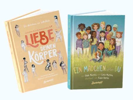 Kinderbücher aus dem Zuckersüß Verlag