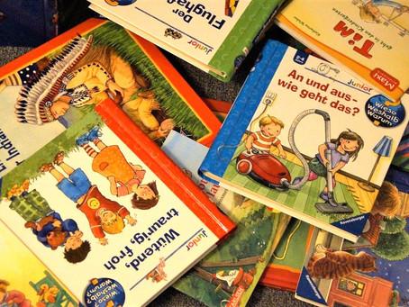 Diversität im Kinderbuch