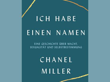 Ich habe einen Namen von Chanel Miller