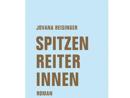 Spitzenreiterinnen von Jovana Reisinger