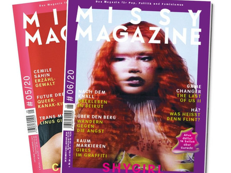 Missy Magazine - Feminismus im Abo