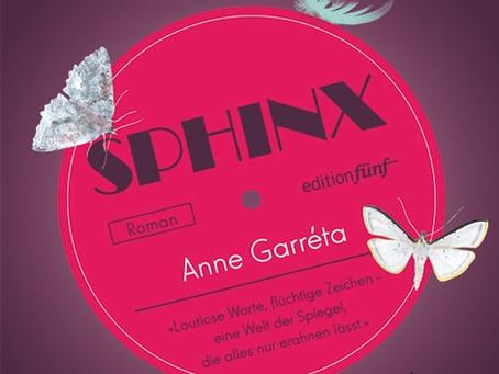 Sphinx von Anne Garréta