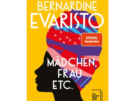 Mädchen, Frau etc. von Bernardine Evaristo