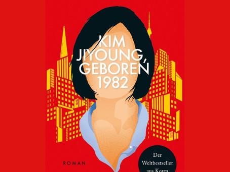 Kim Jiyoung, geboren 1982 von Cho Nam-Joo