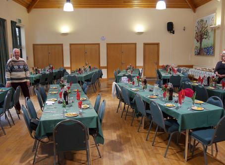 Friendship Club Christmas Lunch