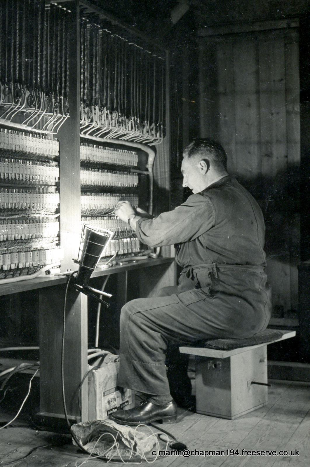 1-1957 Organ Work-0