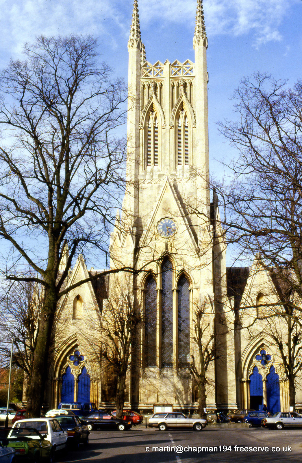1984 Christ Church 3 by MHC