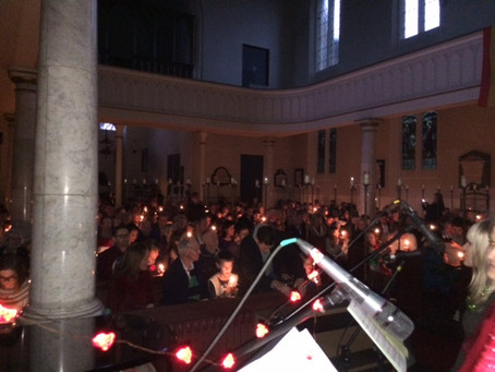 Christingle Services Christmas Eve