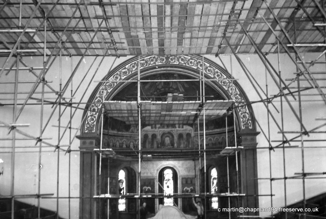 1-1956 Nave Ceiling-0
