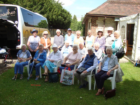 Friendship Club Holiday Isle of Wight 28th May – 2nd June 2017