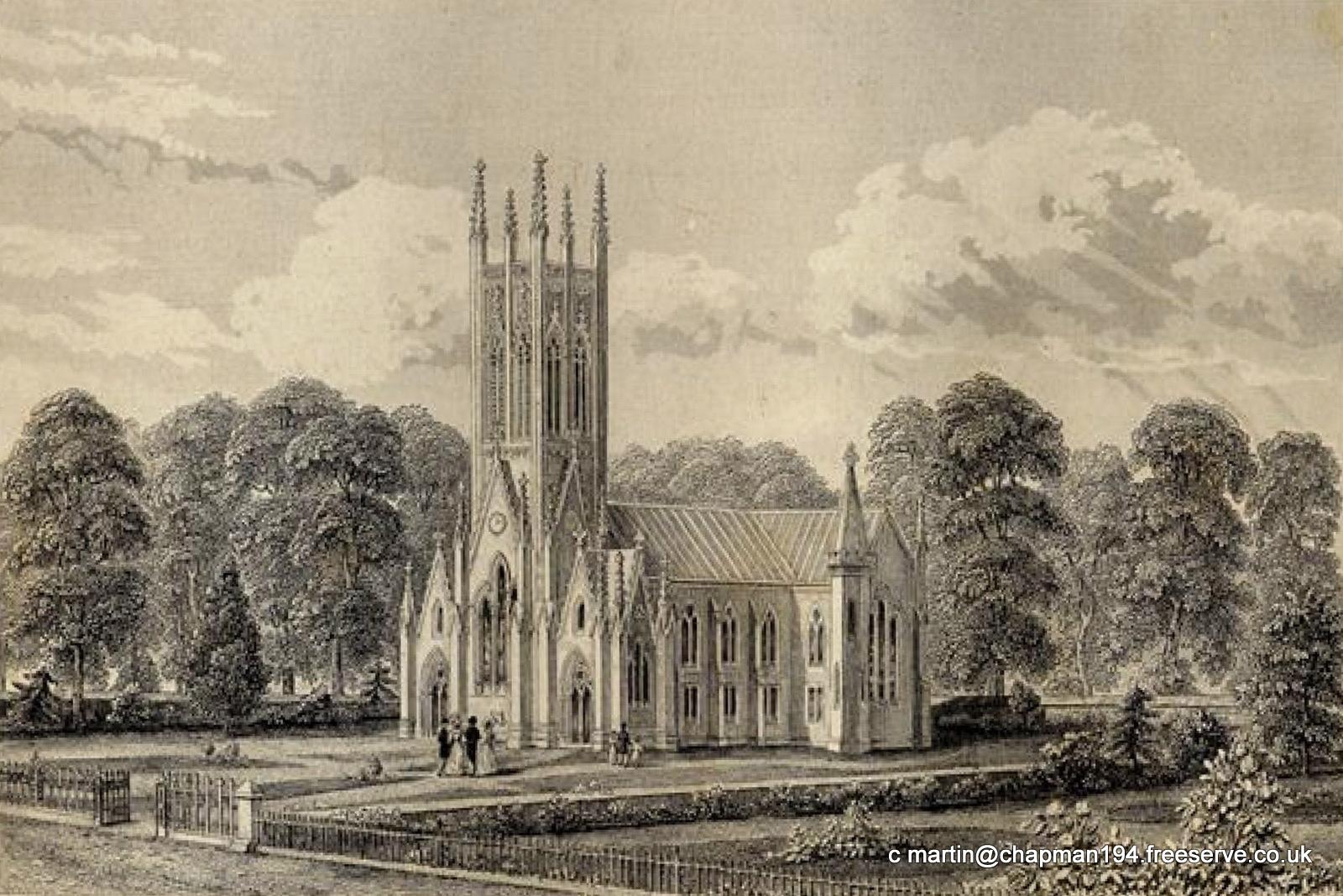 1837 Jearrard Print