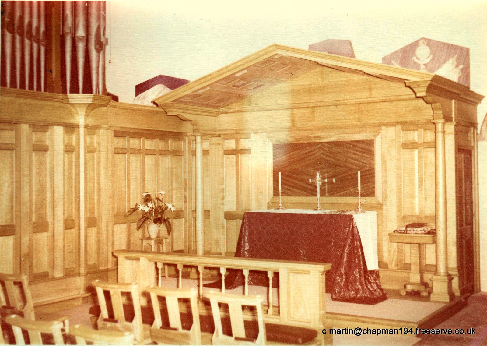 1958 New Chapel