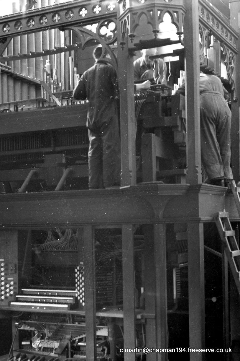 1-1957 Organ Work-1