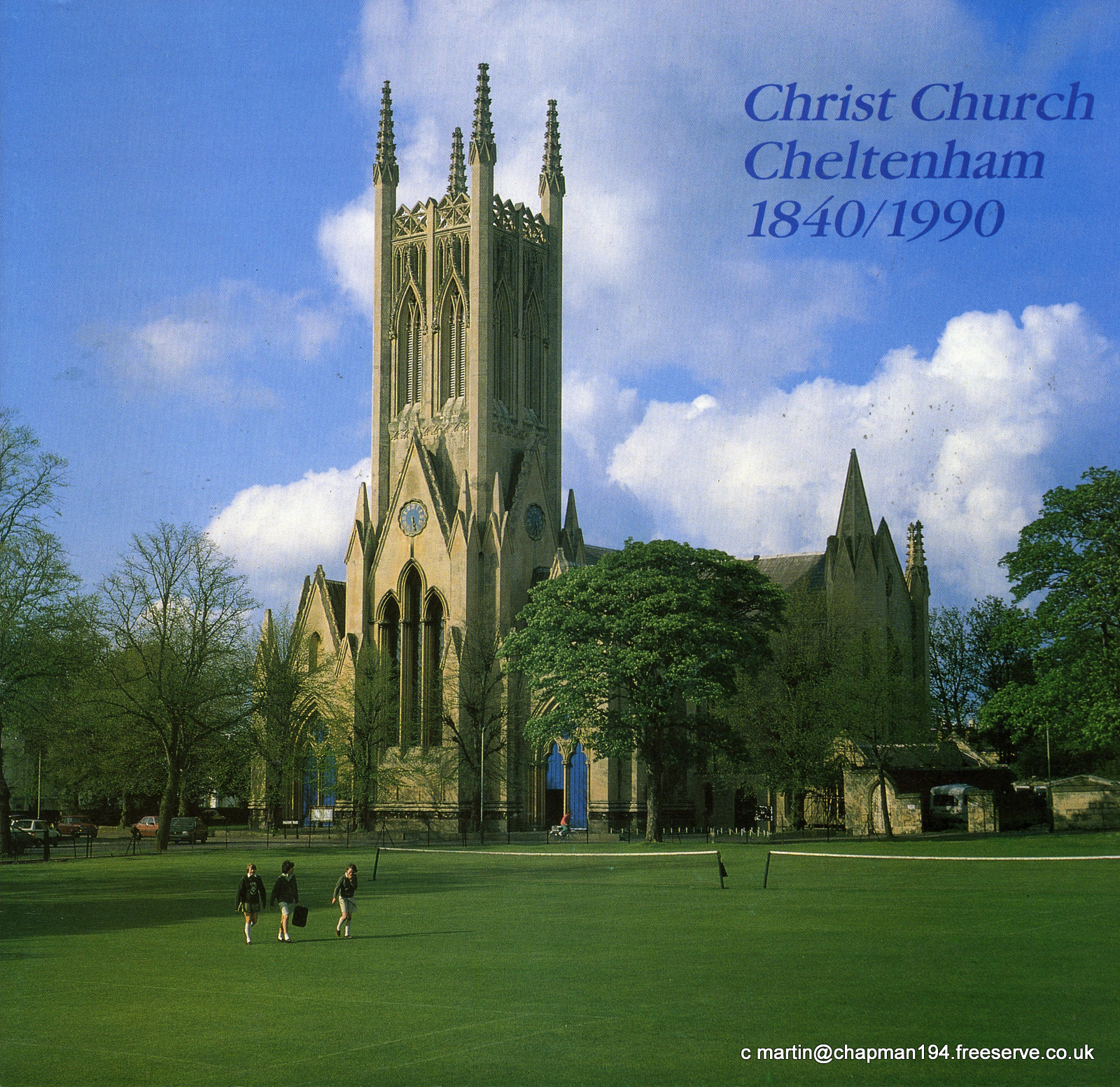1990 Christ Church at 150 Years