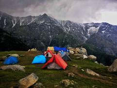 """Norme per il campeggio libero in località """"SANTA SERENA""""."""