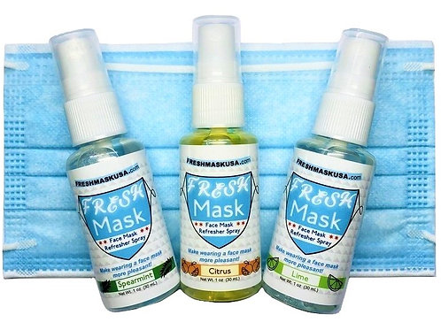 FRESHMask 3-Pack