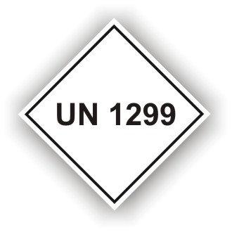 UN 1299 (M049)