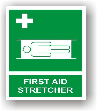 First Aid Stretcher (J005)