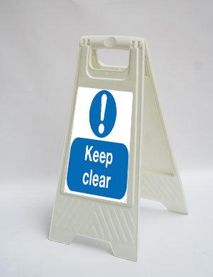 Keep Clear (A014)
