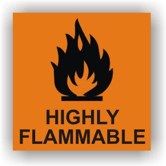 Highly Flammable (M074)