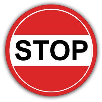 Stop (L007)